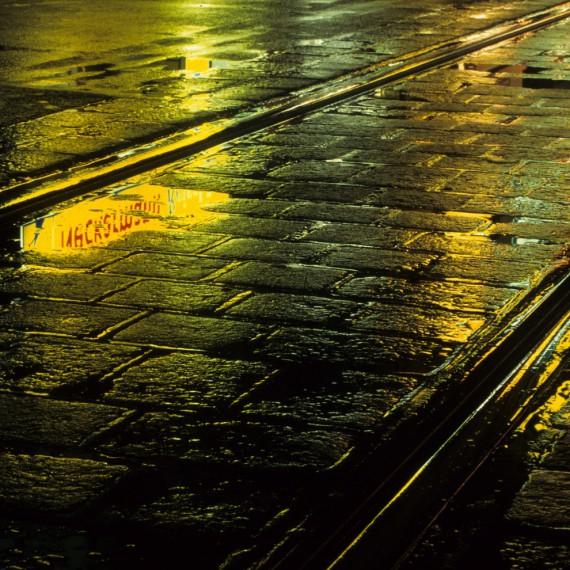 Stur die Straße lang ...